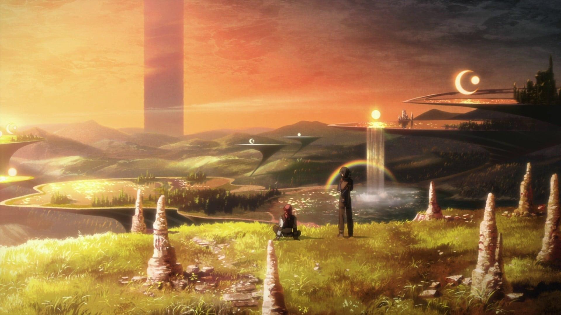 Sword Art Online Folge 1