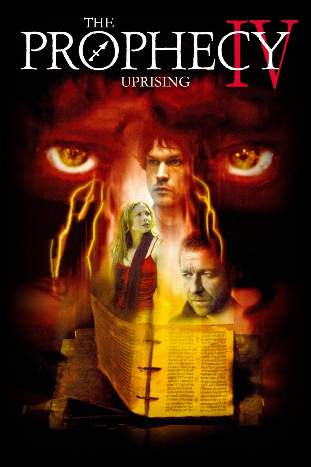 the prophecy uprising 2005 posters the movie database tmdb. Black Bedroom Furniture Sets. Home Design Ideas