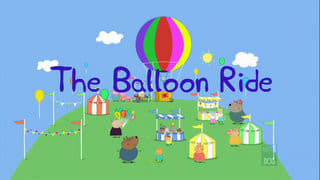 Peppa Pig Season 2 :Episode 36  The Balloon Ride
