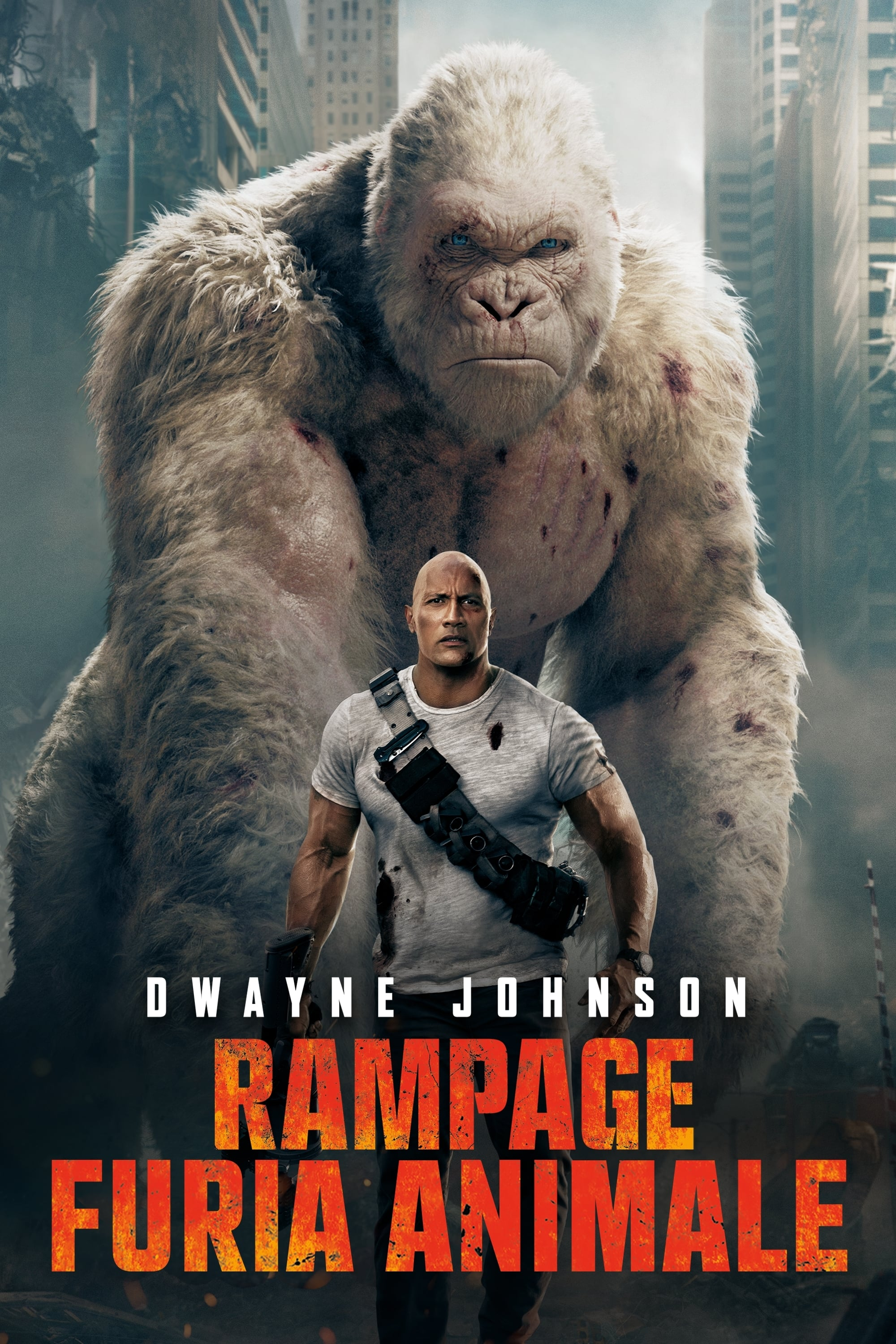 rampage - big meets bigger stream