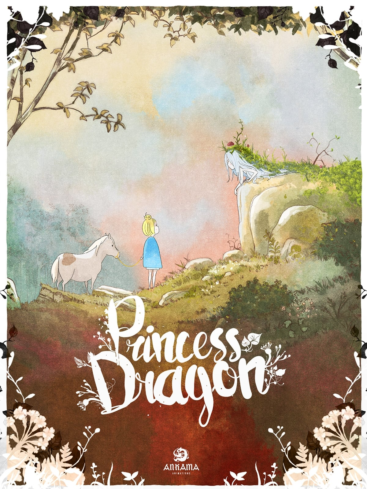 Princess Dragon (1970)