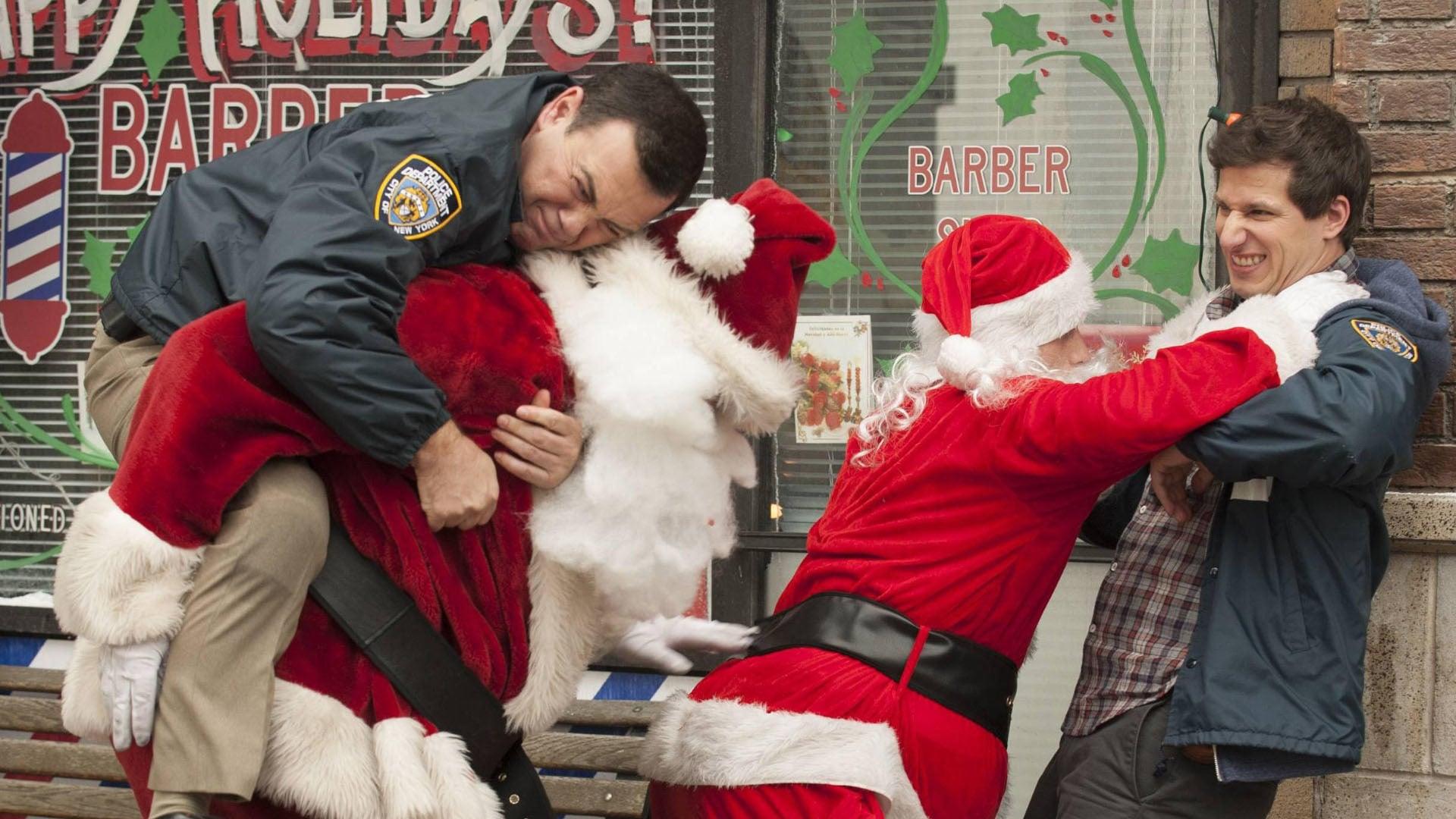 Brooklyn Nine-Nine - Season 1 Episode 11 : Christmas