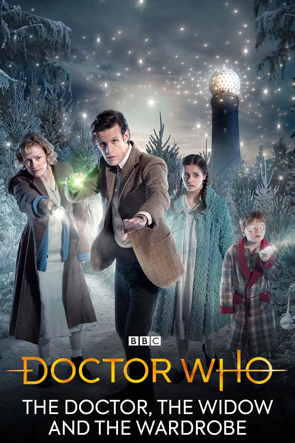 Doctor Who: The Doctor, the Widow and the Wardrobe (2011)