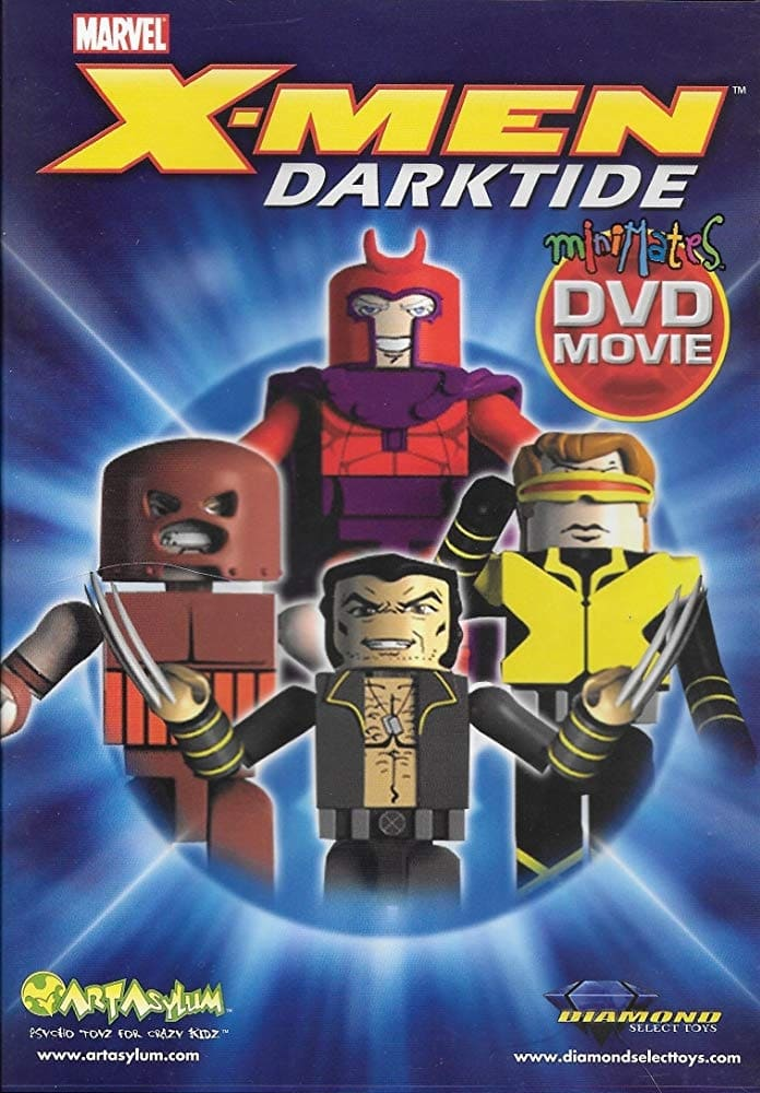 X-Men: Darktide (2006)
