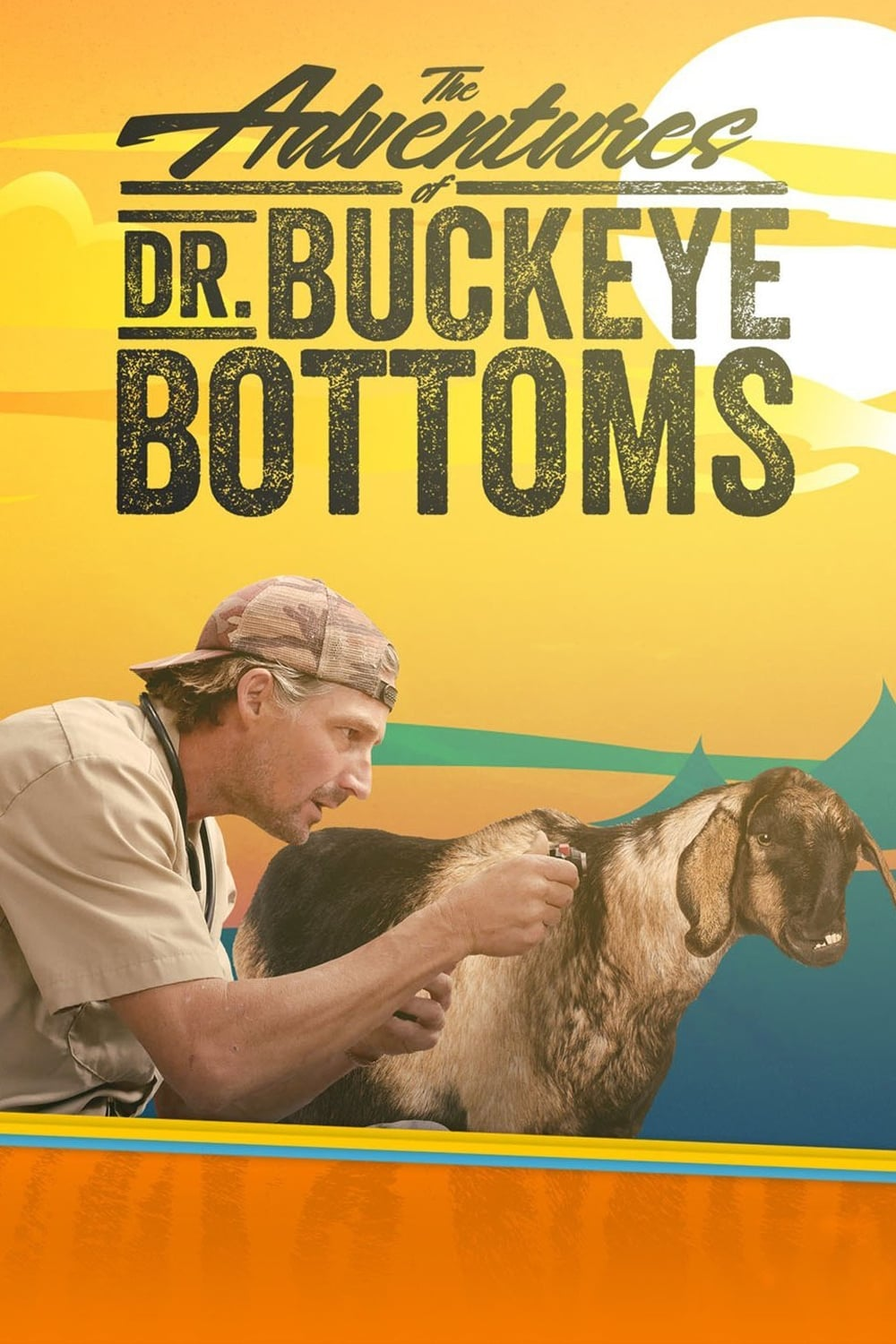 The Adventures of Dr. Buckeye Bottoms TV Shows About Hawaii