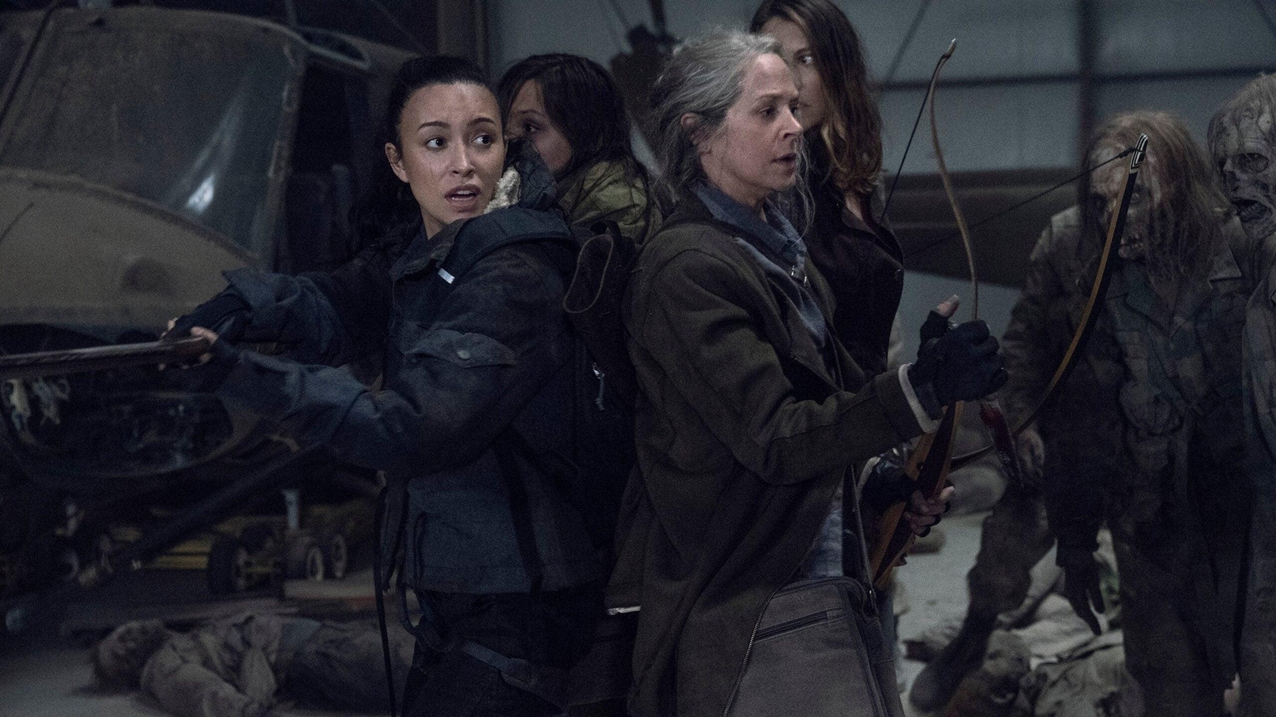 The Walking Dead Season 11 :Episode 1  Acheron (1)