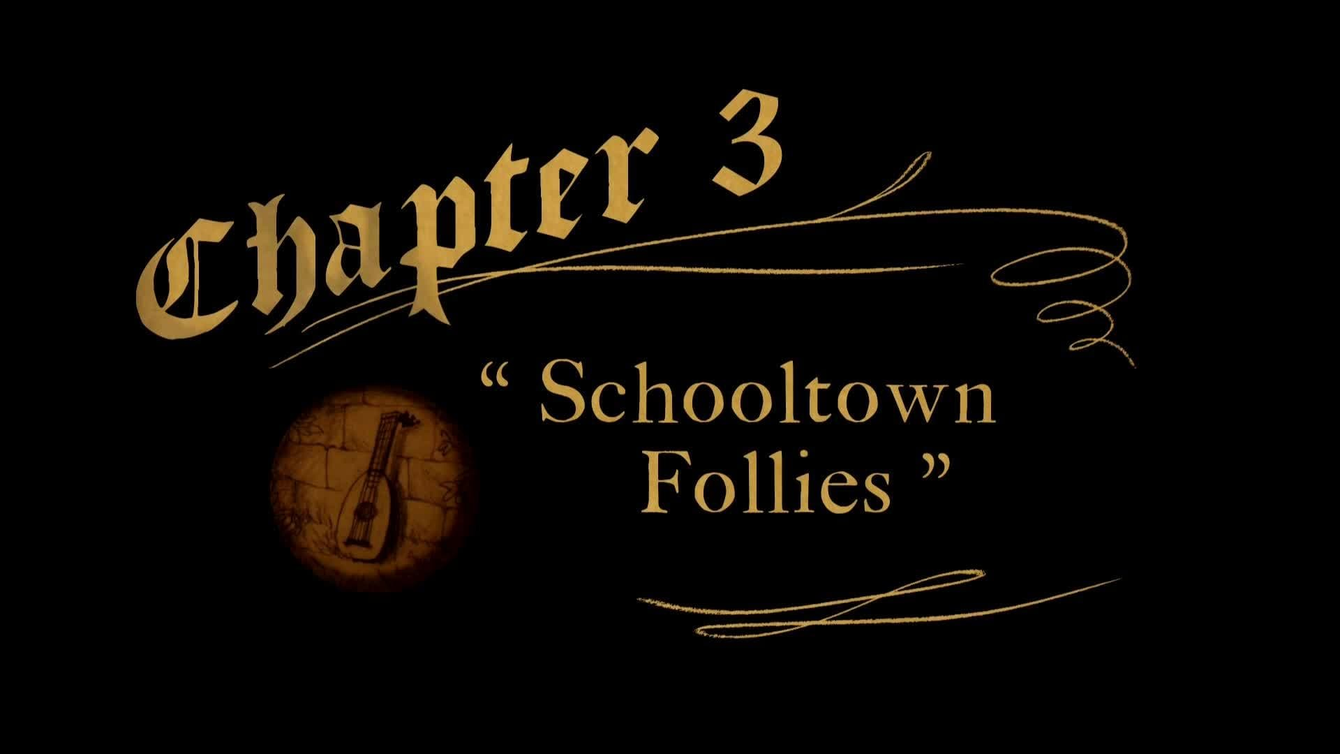 Over the garden wall season 1 episode 3 schooltown follies beaufort county now for Over the garden wall episode 3