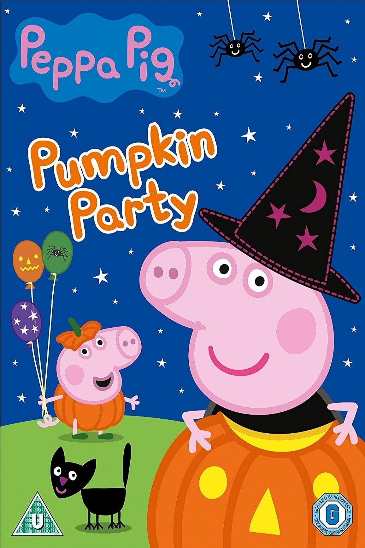 Peppa Pig: Pumpkin Party (2015)