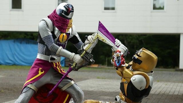 Super Sentai Season 41 :Episode 28  The BN Thieves Break Up...