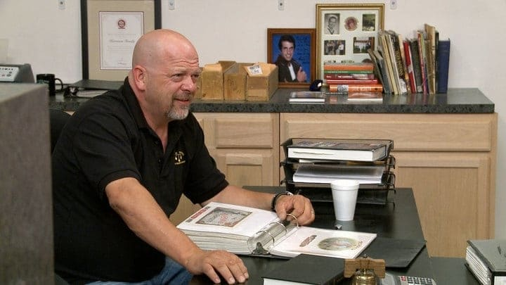 Pawn Stars Season 13 :Episode 20  A Pawn of Lies