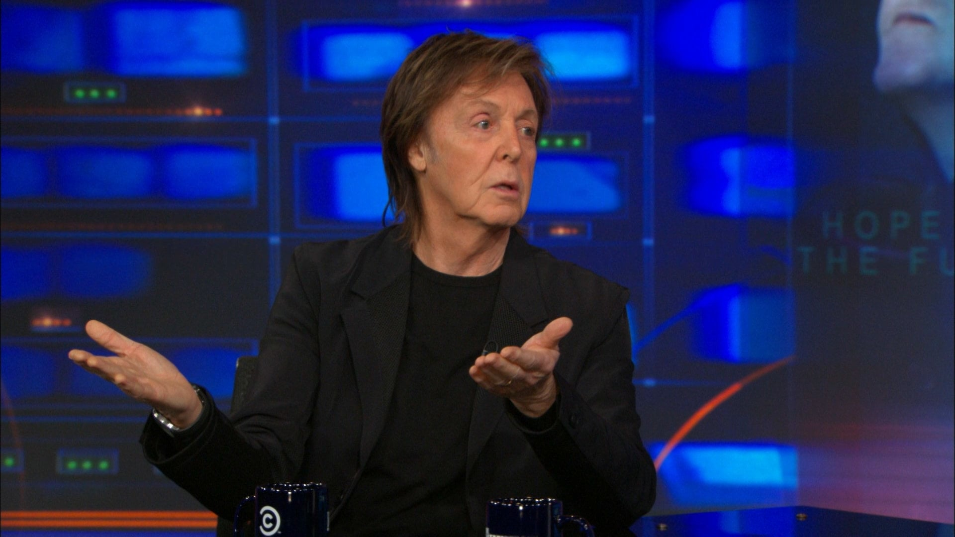 The Daily Show with Trevor Noah Season 20 :Episode 38  Paul McCartney