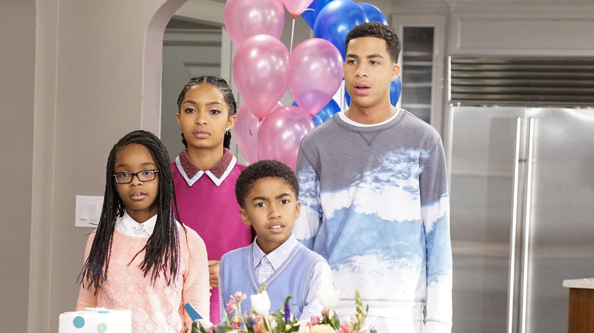 black-ish Season 3 :Episode 14  The Name Game