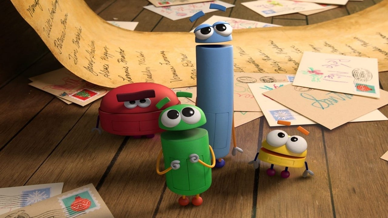 Baixar Natal com os StoryBots Torrent (2017) Dublado / Dual Áudio 5.1 BluRay 720p | 1080p Download