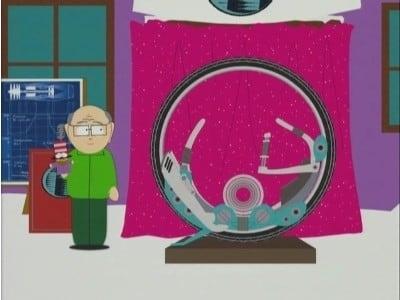 South Park Season 5 :Episode 11  The Entity