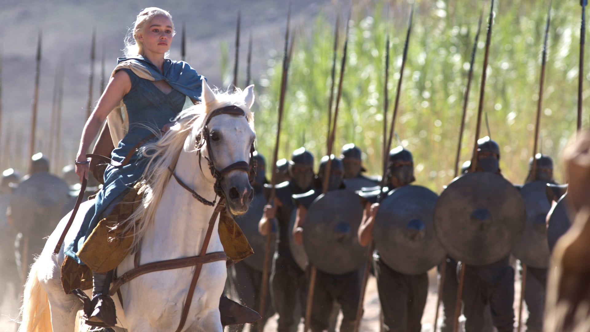 Game of Thrones Season 3 :Episode 5  Kissed by Fire