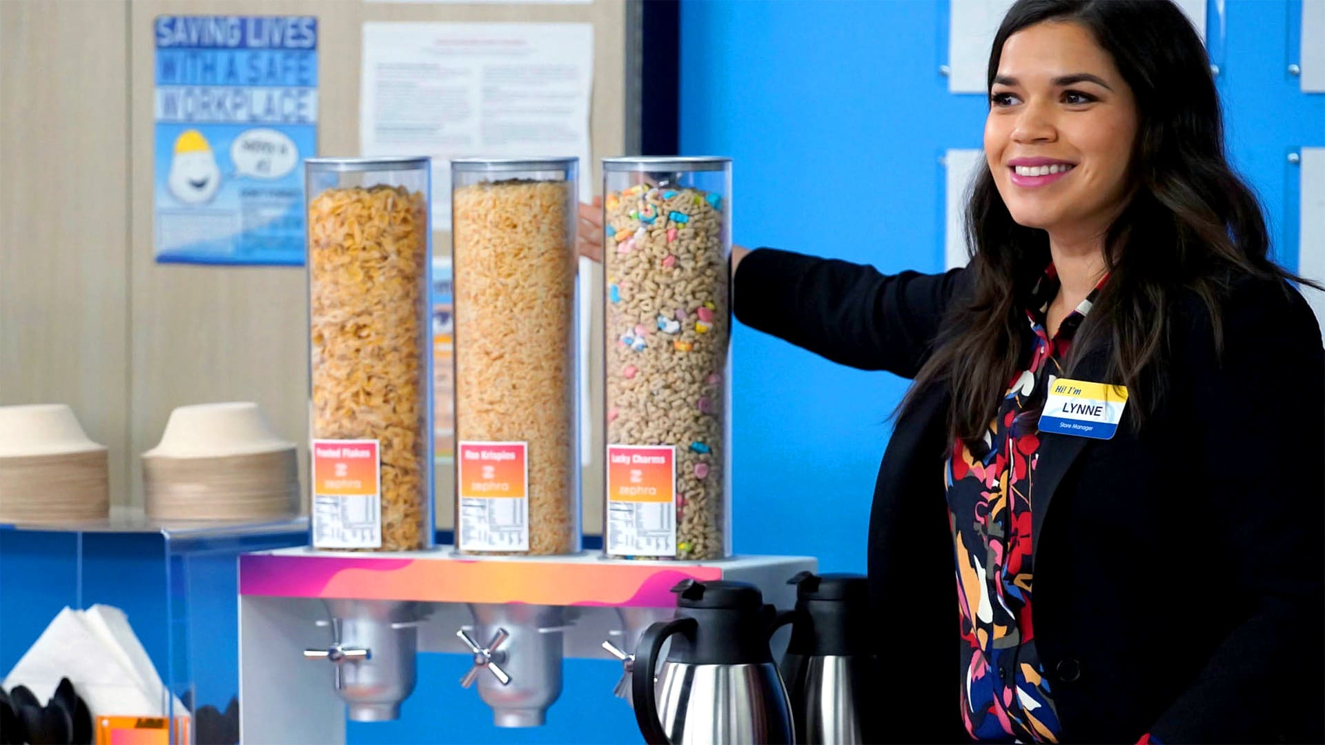 Superstore Season 5 :Episode 15  Cereal Bar