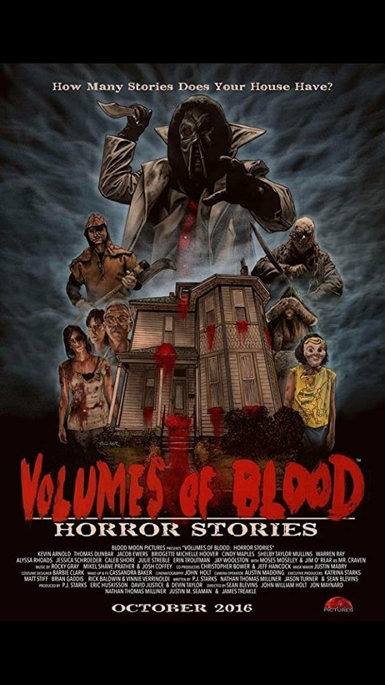 Ver Volumes of Blood: Horror Stories Online HD Español ()