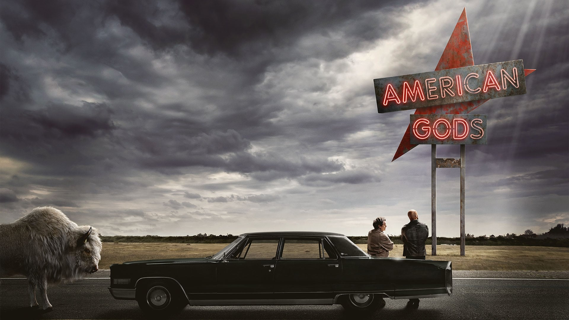 Premiere date for third season American Gods