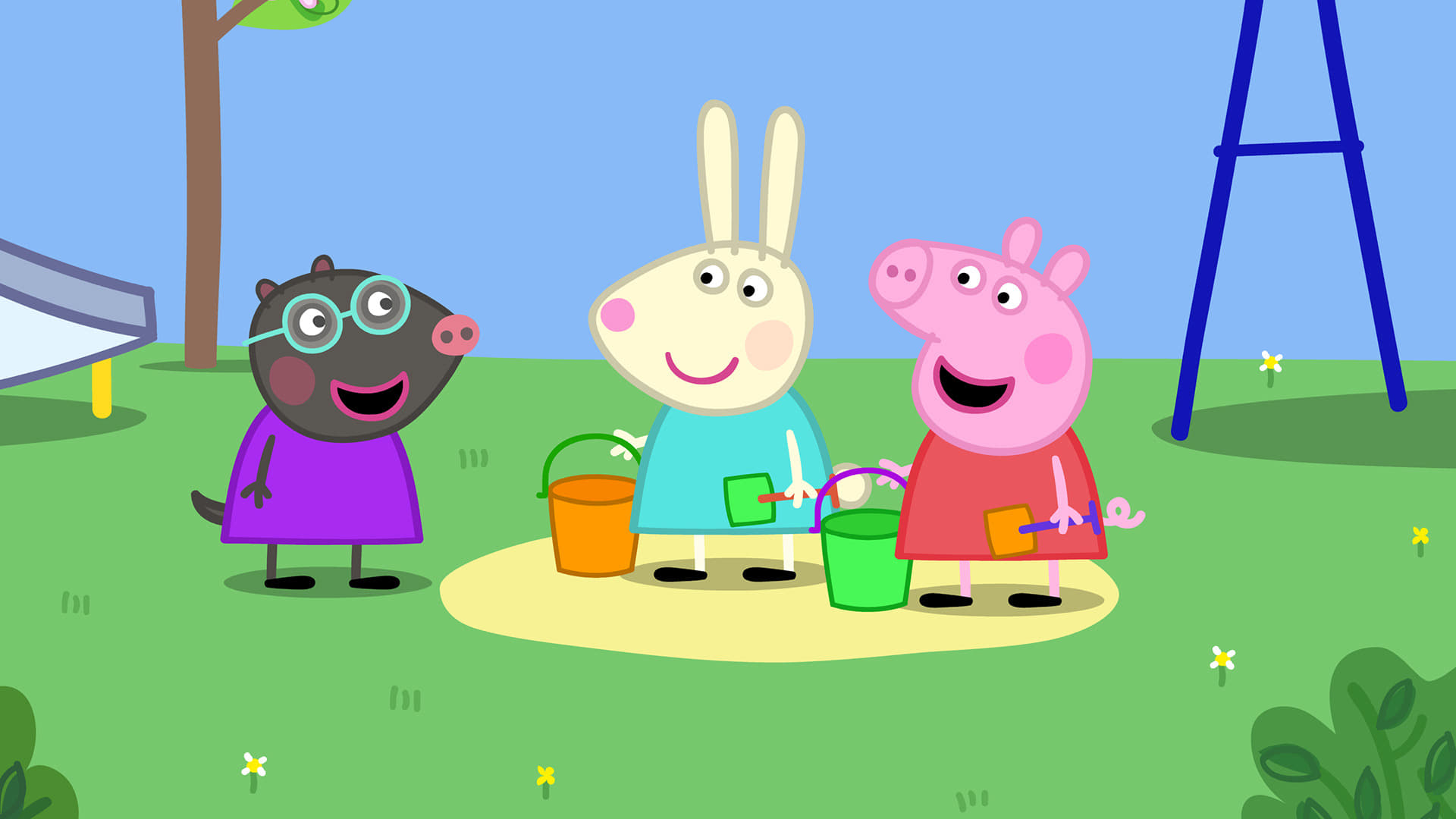 Peppa Pig Season 5 :Episode 13  Molly Mole