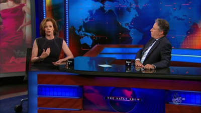 The Daily Show with Trevor Noah Season 15 :Episode 119 Sigourney Weaver