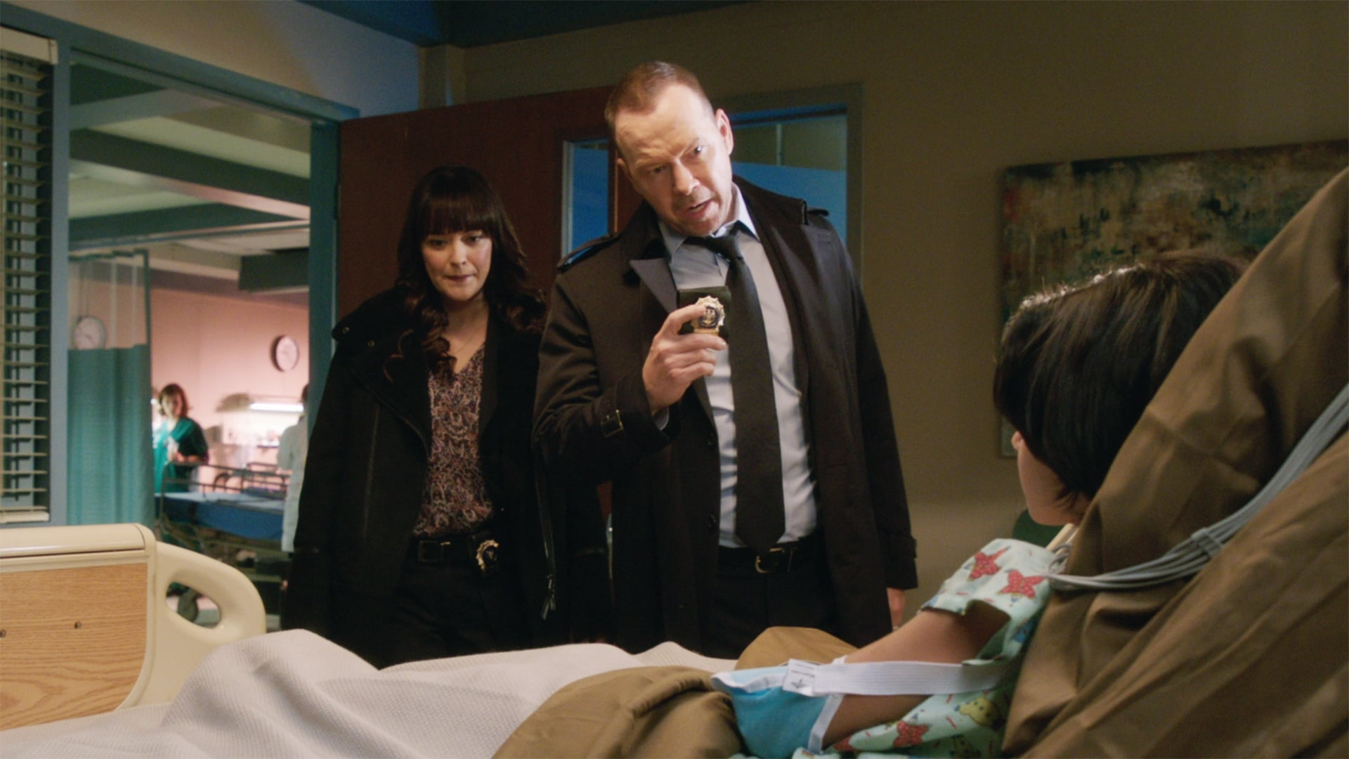Blue Bloods Season 7 :Episode 13  The One That Got Away