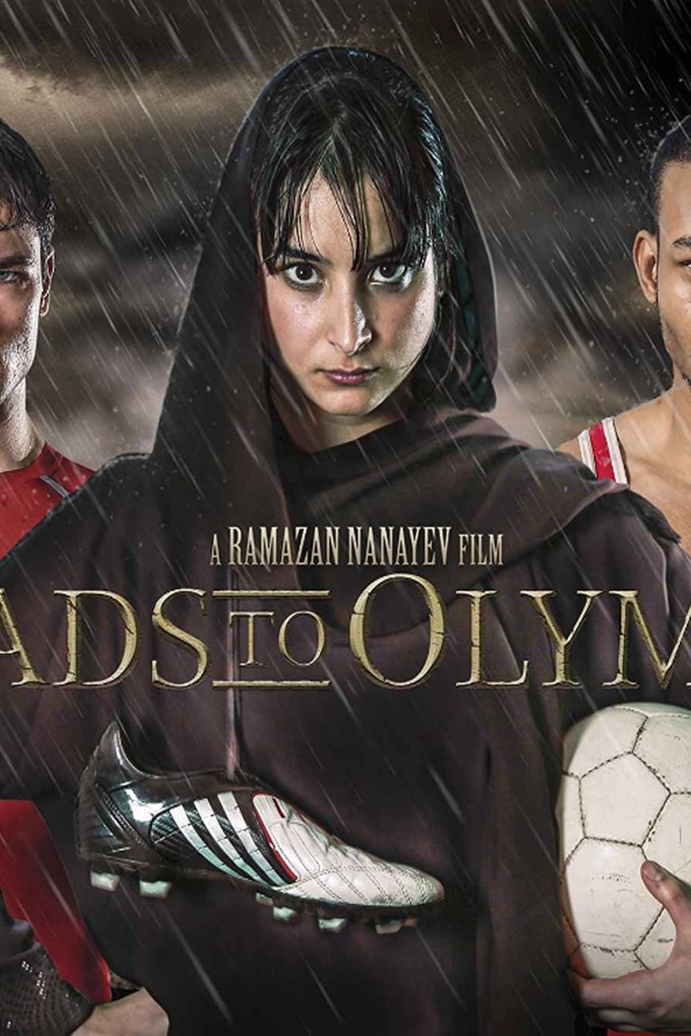 Ver Roads to Olympia Online HD Español (2017)