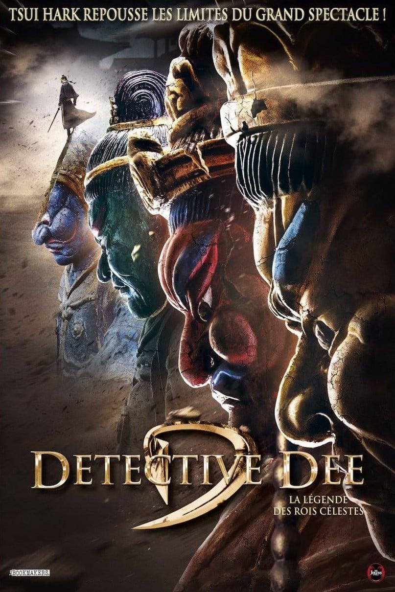 Détective Dee : La Légende des Rois célestes streaming