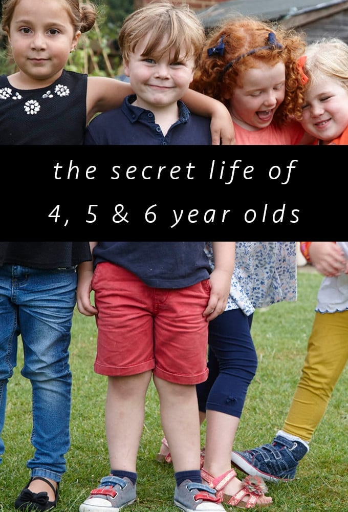 The Secret Life of 4, 5 and 6 Year Olds (2015)