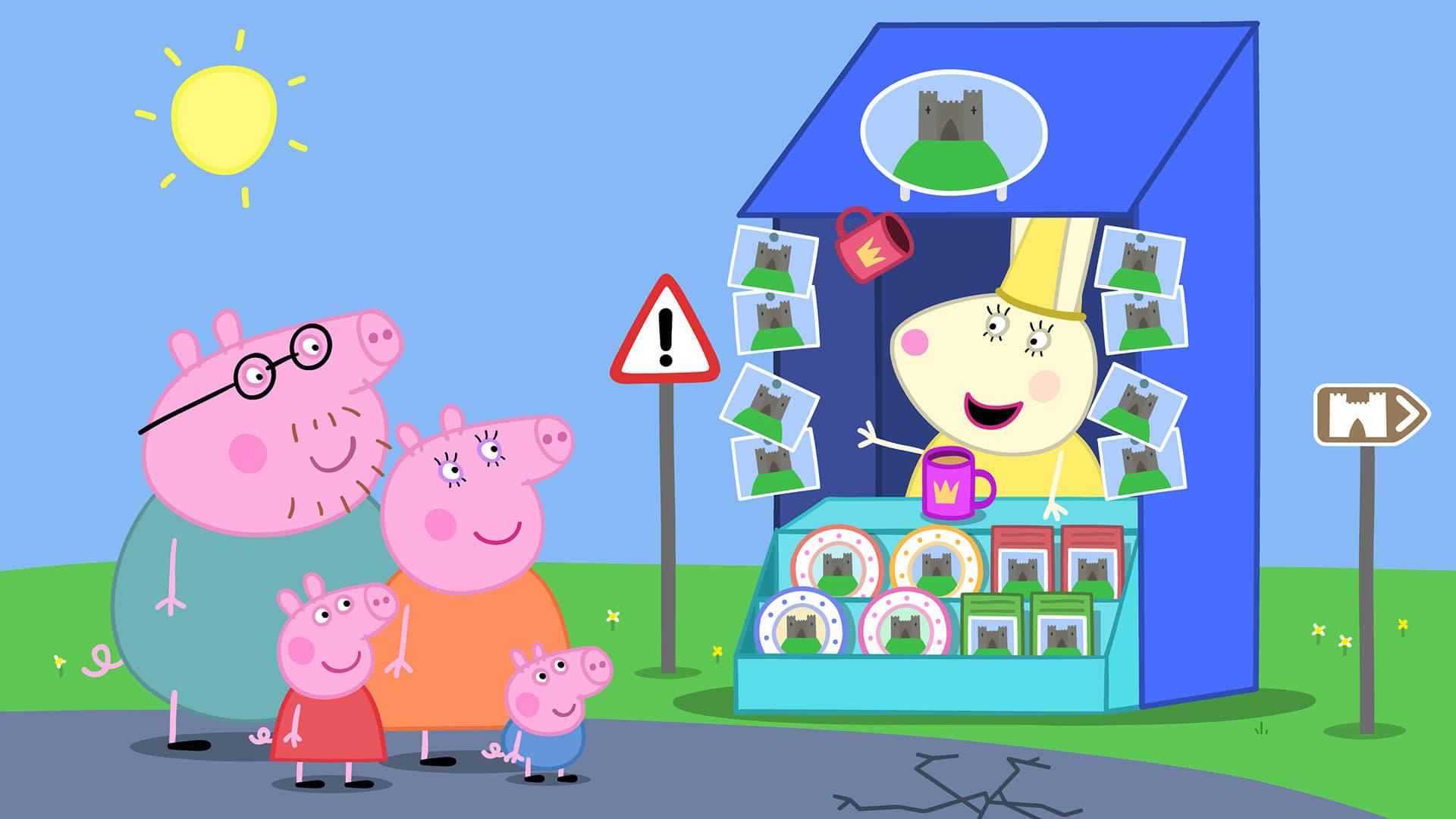 Peppa Pig Season 5 :Episode 2  The Castle