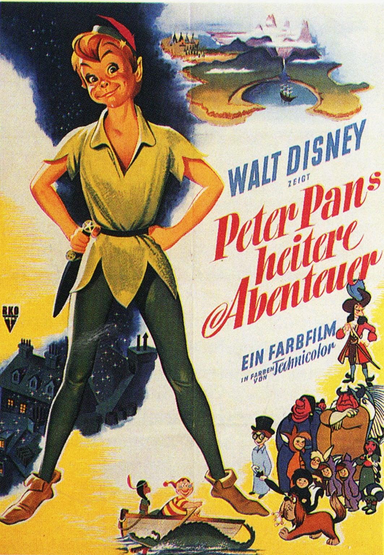 Peter Pan Ganzer Film Deutsch