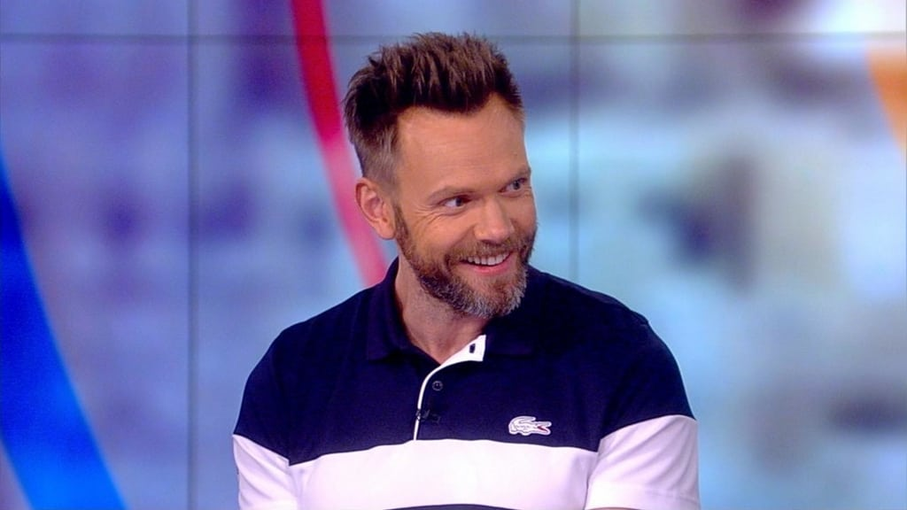 The View Season 22 :Episode 196  Joel McHale