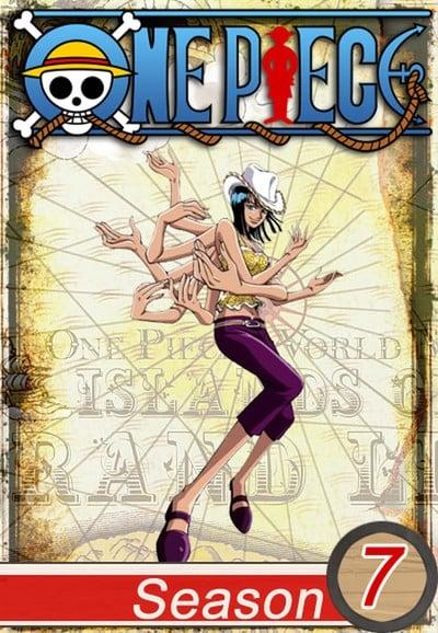 One Piece Season 7