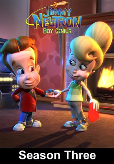 The Adventures of Jimmy Neutron: Boy Genius (TV Series 2002-2006
