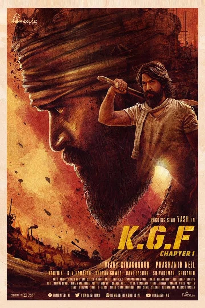 KGF: Chapter 1