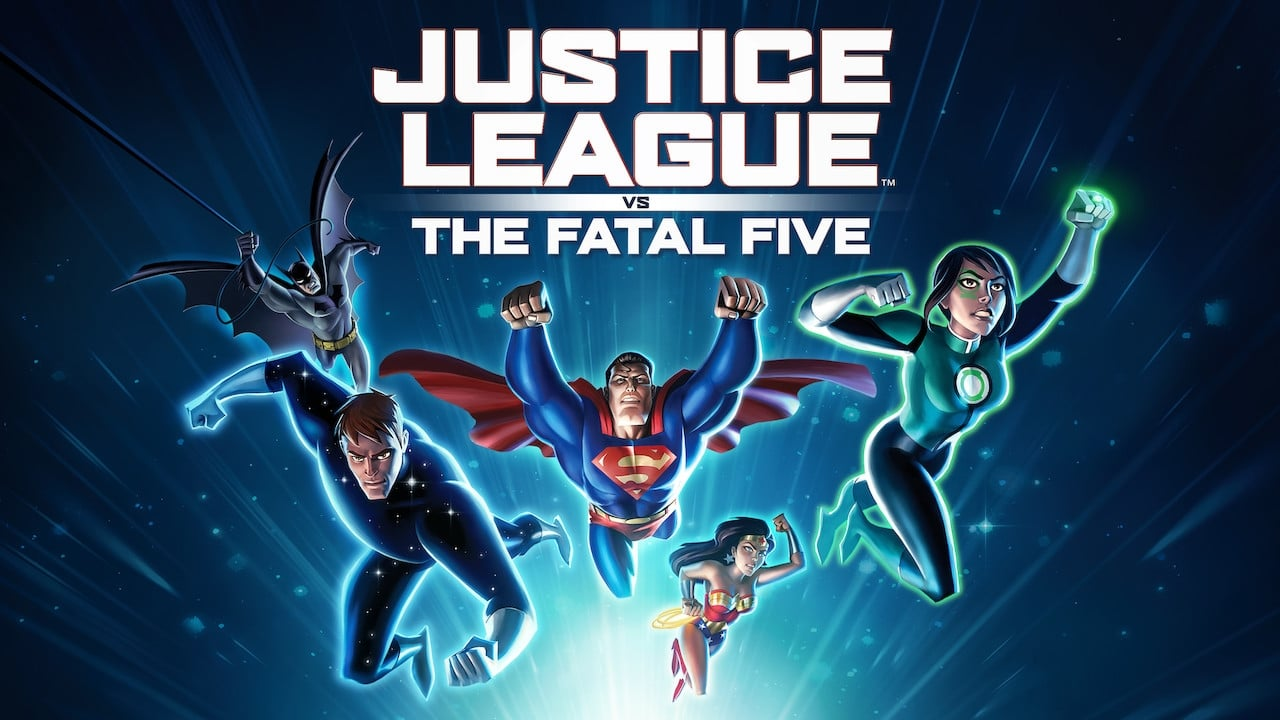 Лигата на справедливостта срещу Фаталната петорка