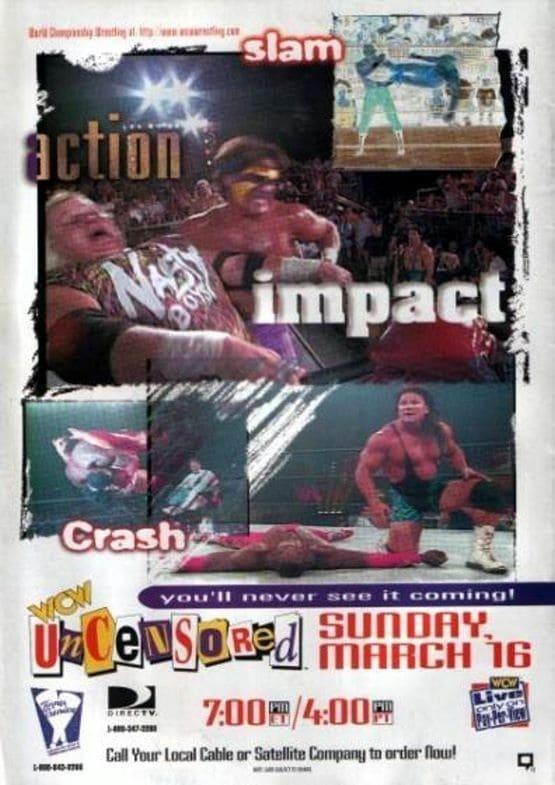 WCW Uncensored 1997 (1997)