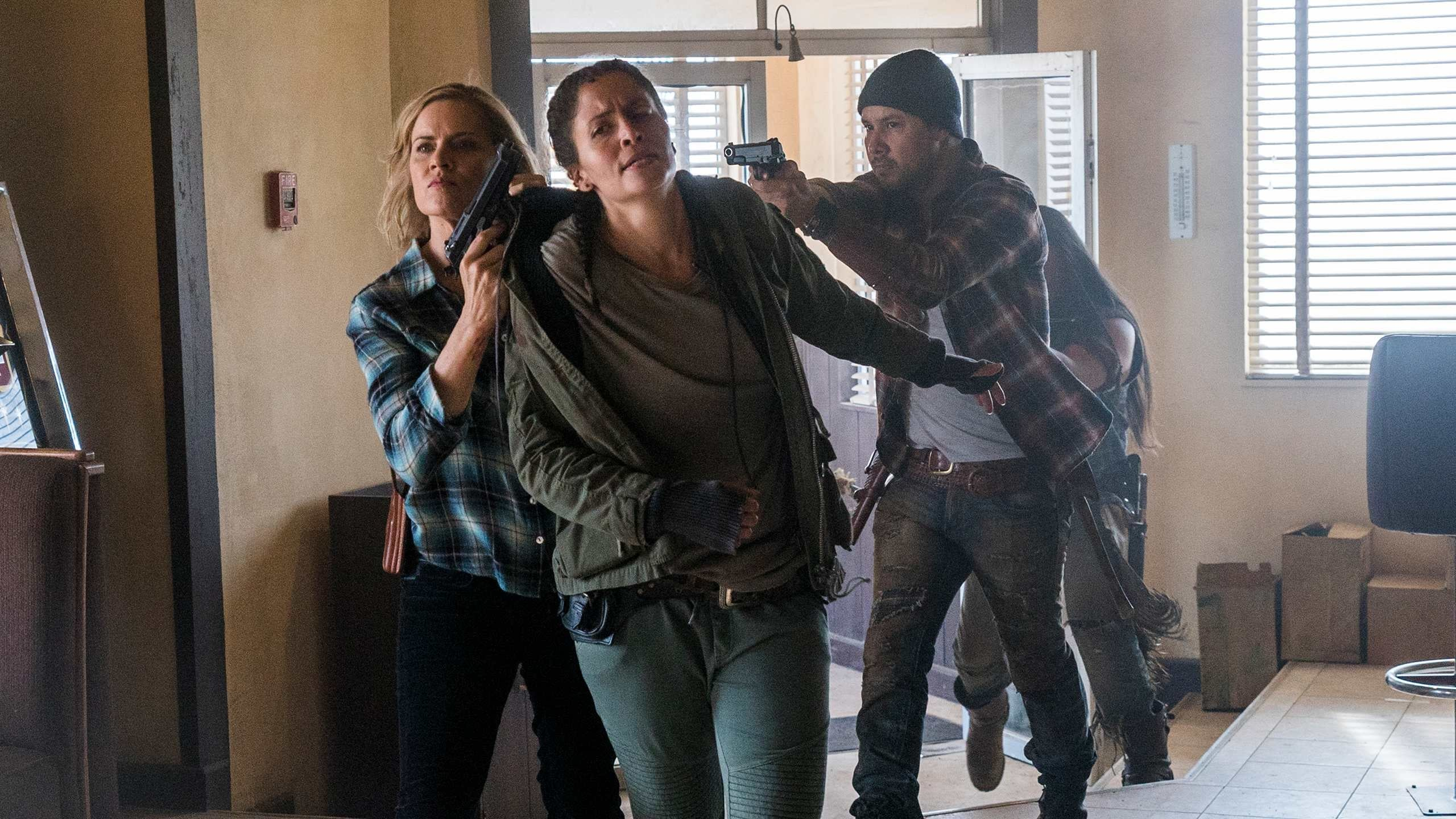 Fear the Walking Dead Season 3 :Episode 8  Kinder des Zorns