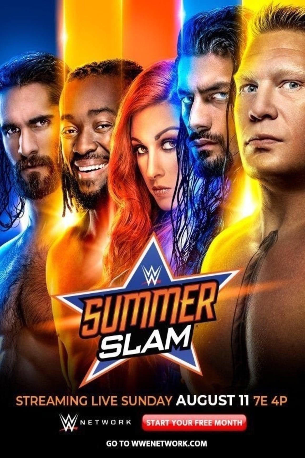 WWE SummerSlam 2019 (2019)