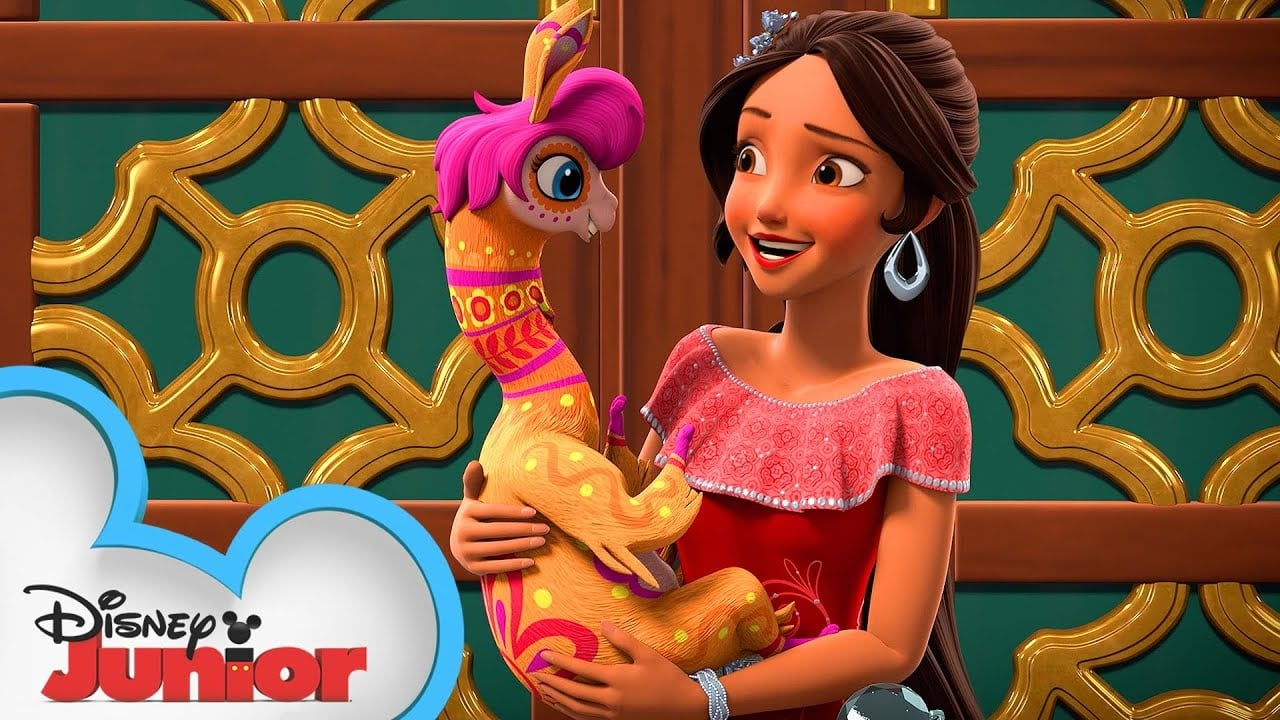 Elena of Avalor Season 0 :Episode 16  Discovering the Magic Within: When the Royal Family's Away