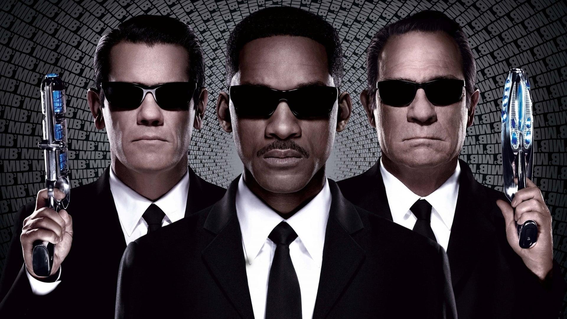 Hombres de negro 3