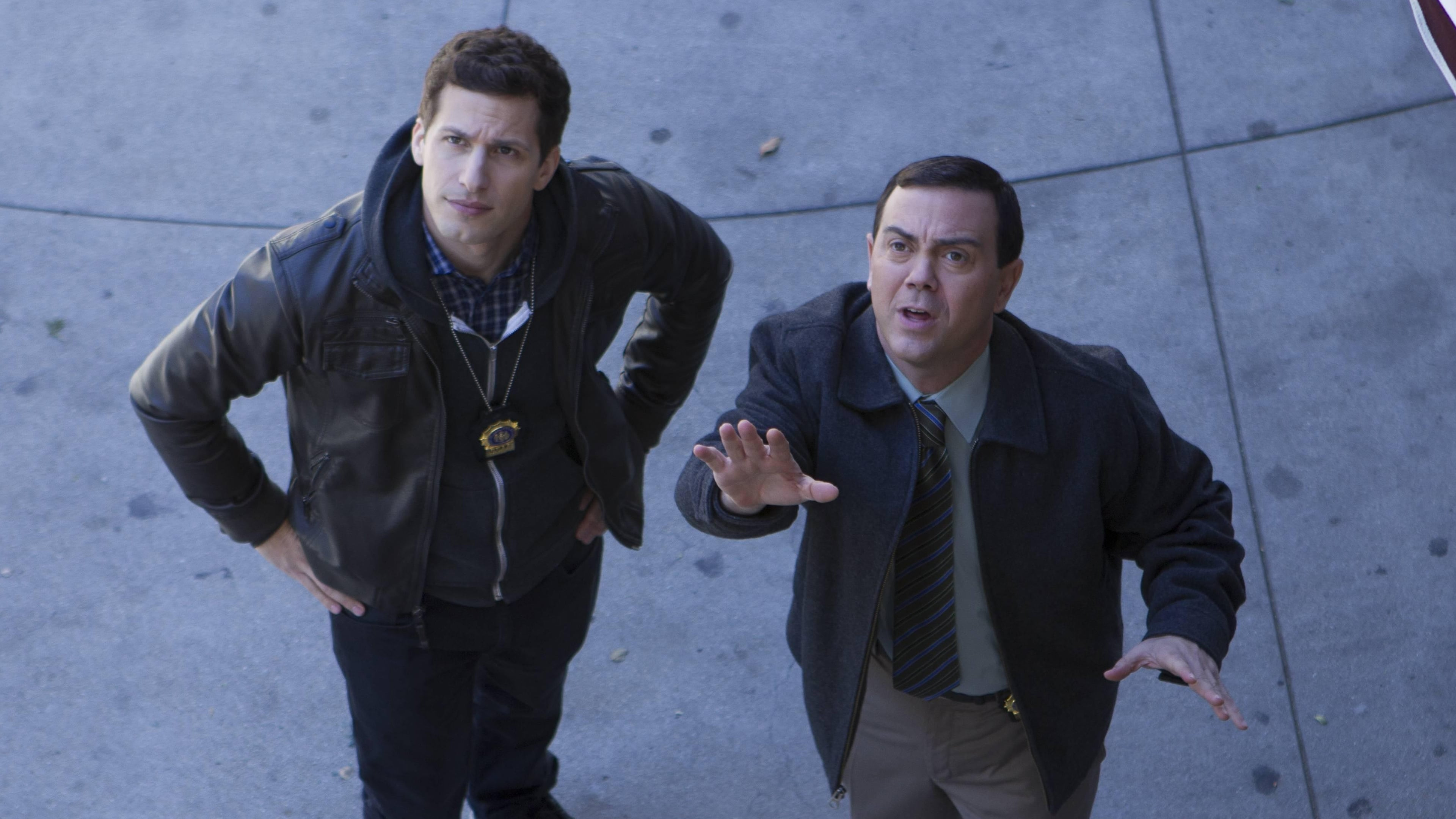 Brooklyn Nine-Nine Season 3 :Episode 11  Hostage Situation