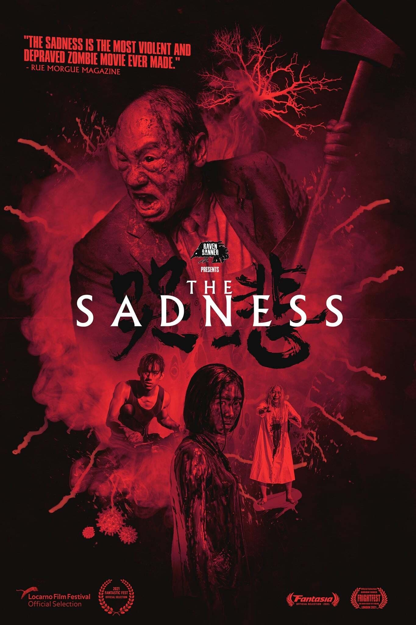 The Sadness (2021)