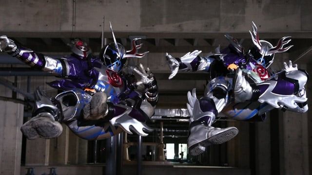 Kamen Rider Season 26 :Episode 48  End! The Chain of Sorrow!