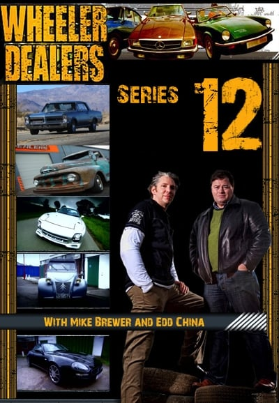 Wheeler Dealers Season 12