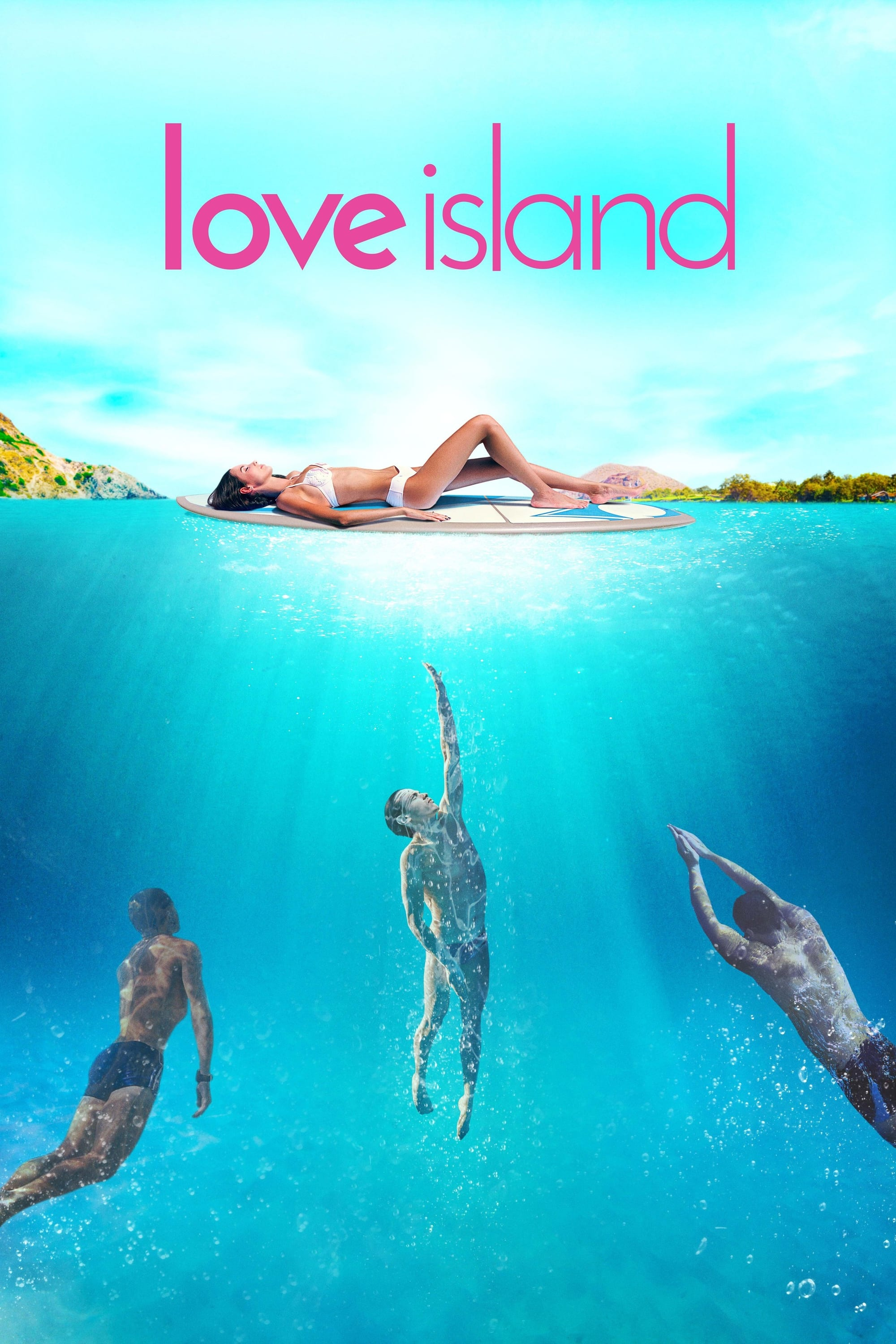 Love Island TV Shows About Island