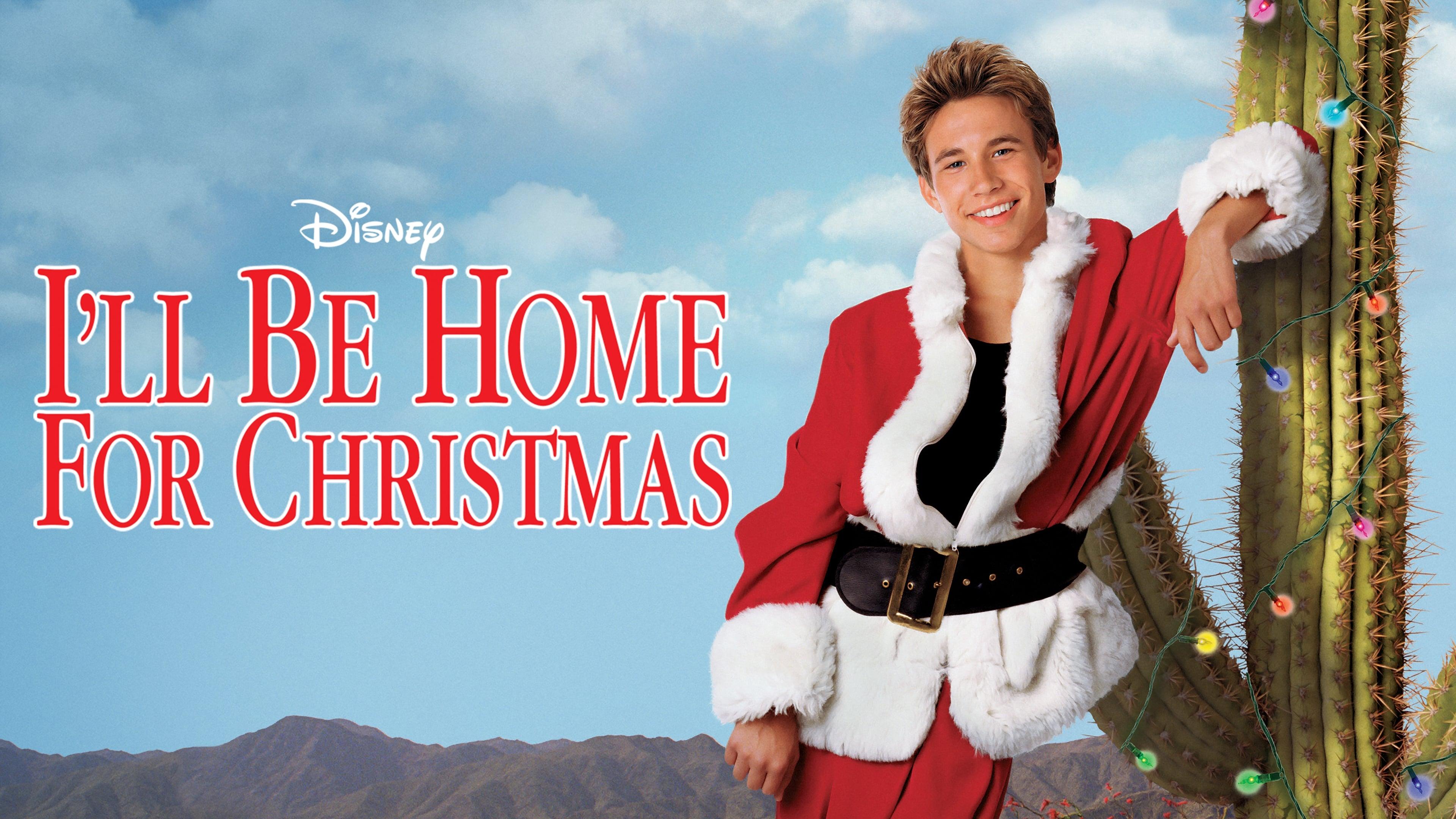 Estaré en casa para navidad