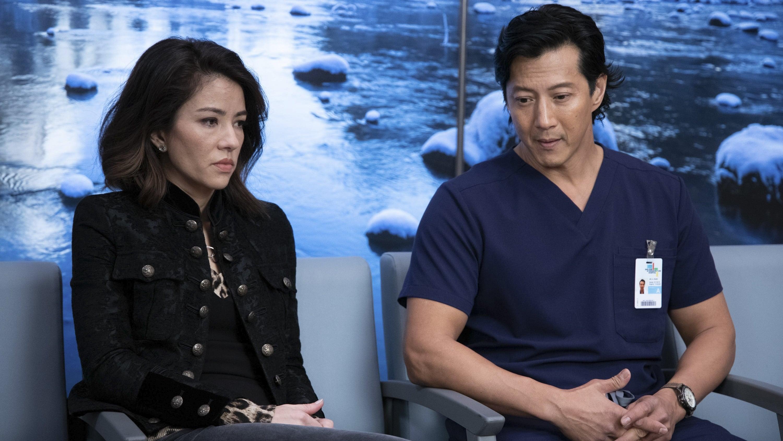 The Good Doctor Season 2 :Episode 13  Die zweite Tochter