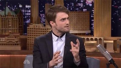 The Tonight Show Starring Jimmy Fallon Season 1 :Episode 34  Daniel Radcliffe, Cedric the Entertainer, Travie McCoy