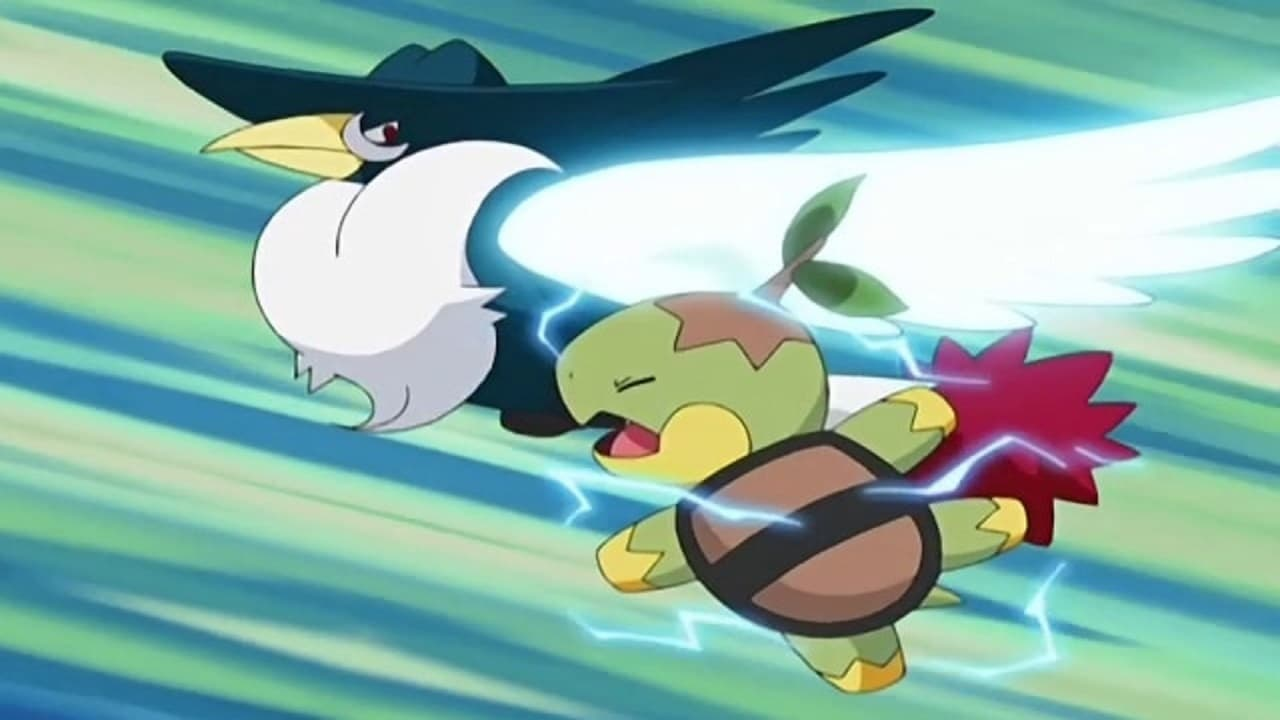Pokémon Season 11 :Episode 48  Aiding the Enemy!