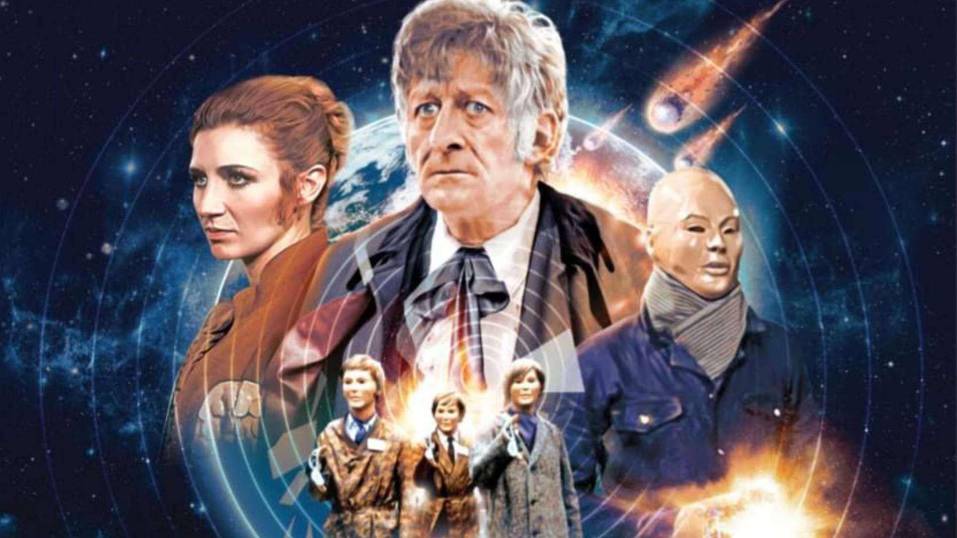 Doctor Who Season 7 :Episode 1  Spearhead from Space, Episode One